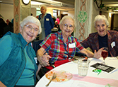 The School Sisters of Notre Dame held their annual Wine and Chocolate Soiree