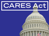 CARES Act image for enewsletter