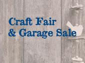 2019 Craft Fair and Garage Sale