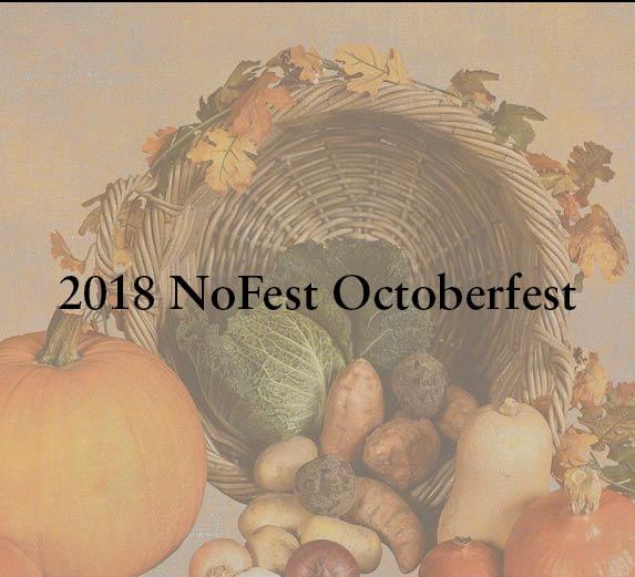 2018 NoFest Octoberfest