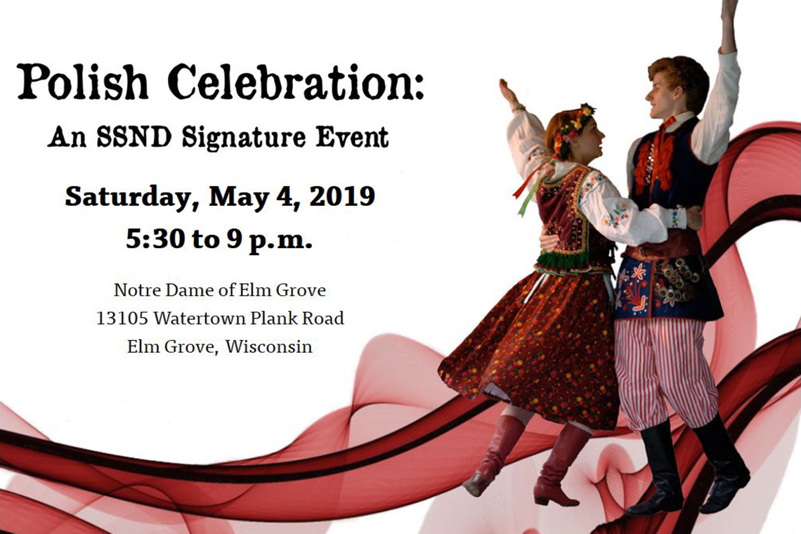 Polish Celebration 2019: An SSND Signature Event