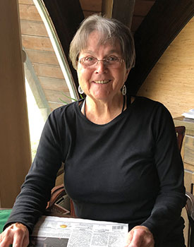 This is a photo of Mary Staudenmaier, a supporter of the School Sisters of Notre Dame.