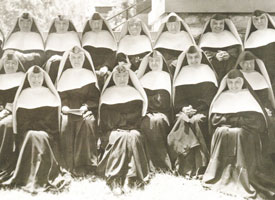 Sisters in St. Louis founded Notre Dame High School and continue to teach there.
