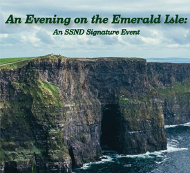 An Evening on the Emerald Isle   Photo Public Domain: Pixabay License  Free for commercial use  No attribution required  https://pixabay.com/photos/cliff-of-moher-ireland-cliffs-coast-2371819/