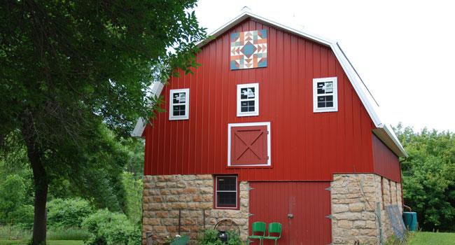 Red Barn Photos at OLGC.