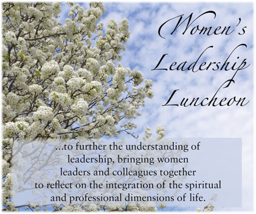 2014 Womens Leadership Luncheon