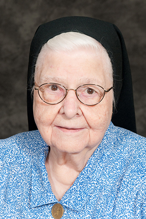 Mary Frederick Keller, SSND