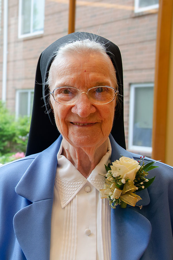 Sister Marie Virginia Strubhart