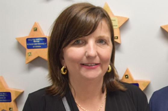 Donor Ann Kampeter