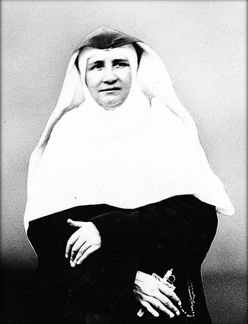 Mother Caroline Friess, SSND