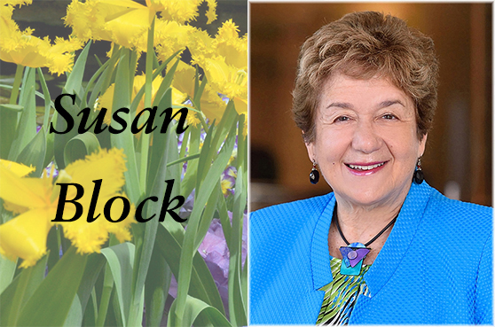 Susan Block, speaker at the 2018 Women's Leadership Luncheon in St. Louis area