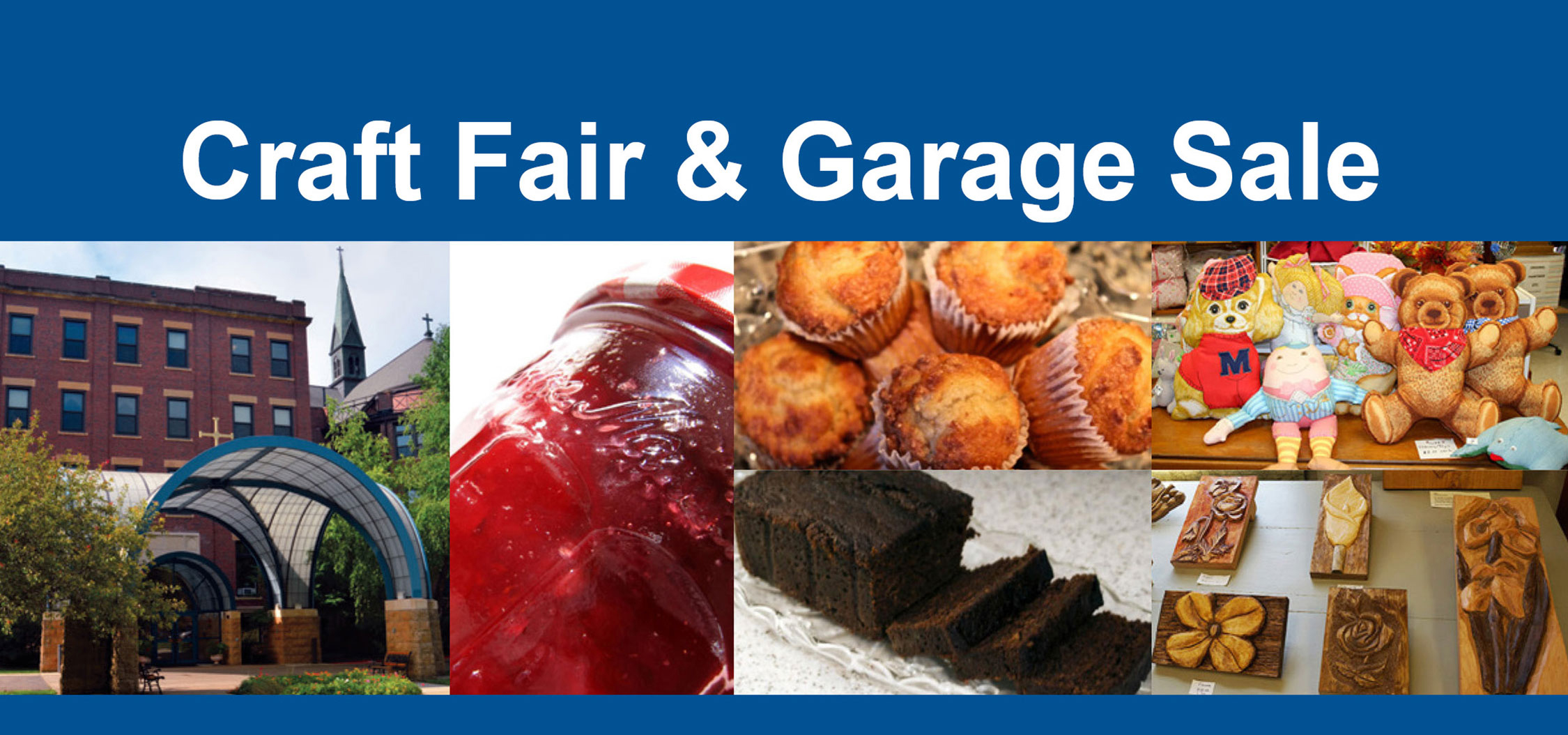 Craft Fair & Garage Sale