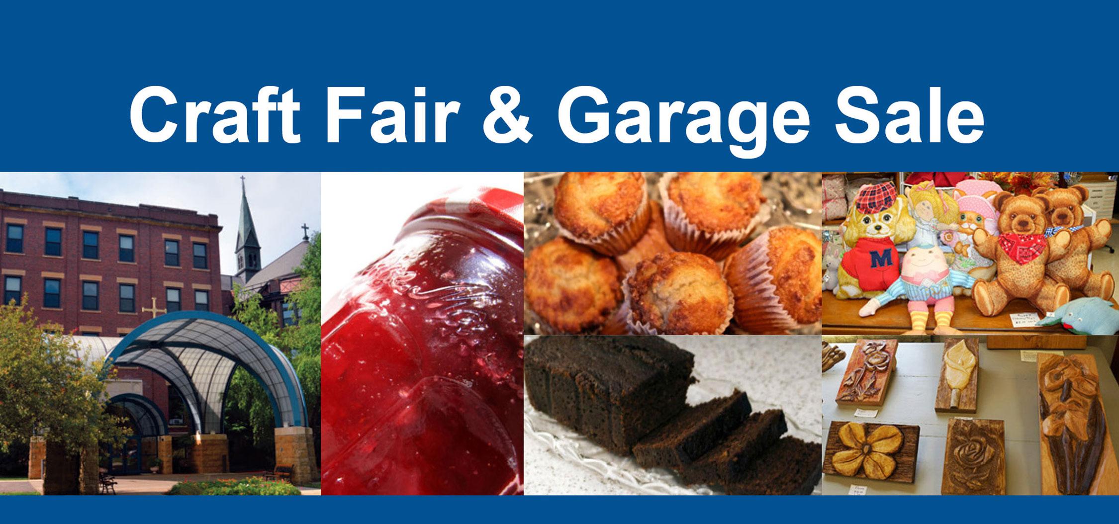 Craft Fair & Garage Sale