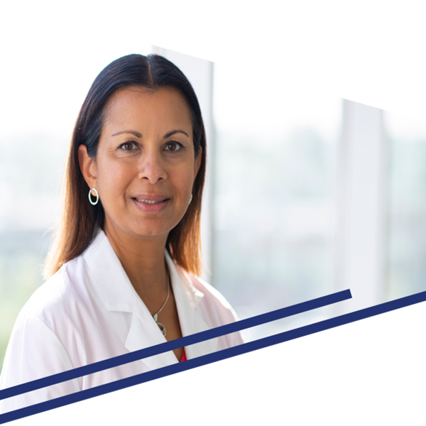 The 2022 Women's Leadership Luncheons feature courageous, compassionate women role models. Aamina B. Akhtar, M.D., is one of the featured speaker for the St. Louis luncheon.