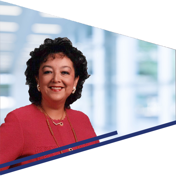 The 2022 Women's Leadership Luncheons feature courageous, compassionate women role models. Mayra J. Thompson, M.D., is the featured speaker for the Dallas luncheon.