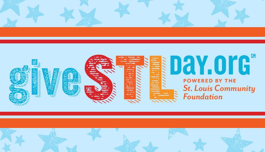 Give STL Day 2018 logo