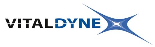 VitalDyne, Inc. logo.; VitalDyne, Inc.