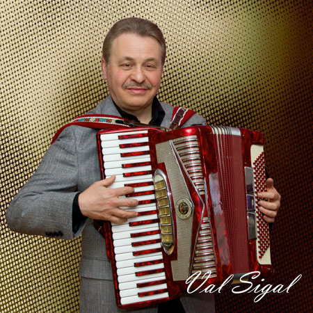 Val Sigel, entertainment for the 2019 Polish Celebration