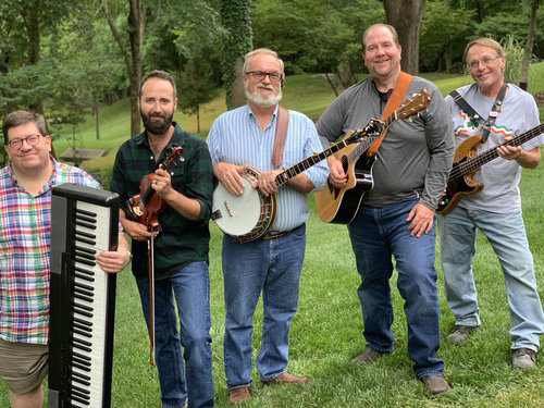 The Irish Aires are an Irish folk band from St. Louis,
