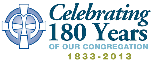 Celebrating 180 years of our Congregation