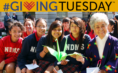 Thank you for supporting #GivingTuesday