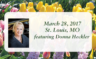 Donna Heckler, Director of Communications for Society of the Sacred Heart, author and national speaker