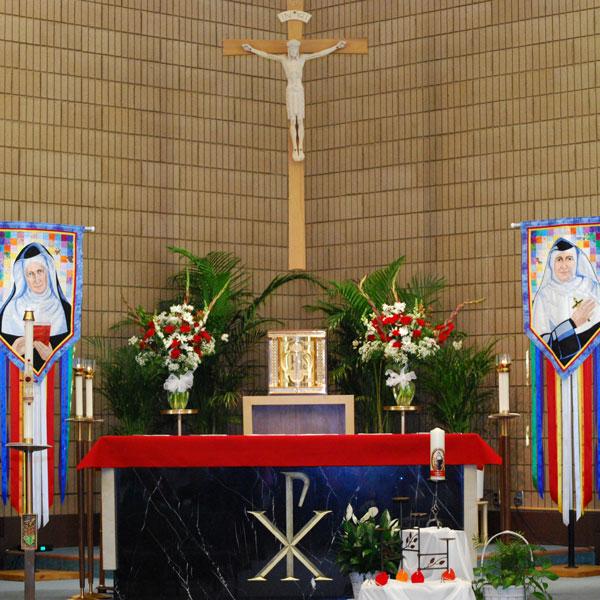 Notre Dame of Elm Grove Chapel
