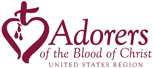 Adorers of the Blood of Christ logo