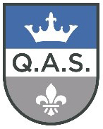 Logo for Queen of All Saints Catholic Church
