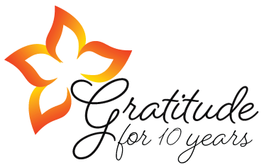 Gratitude for 10 years - SSND Central Pacific Province