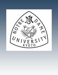 Kyoto Notre Dame University, Kyoto, Japan