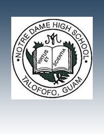Notre Dame High School, Talofofo, Guam