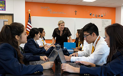 Cristo Rey Dallas College Prep (Cristo Rey Dallas) is a Catholic, college preparatory school for students of all faiths who cannot otherwise afford a private education.