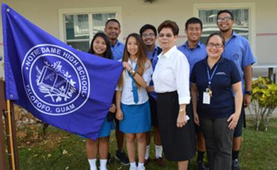 NDHS Guam Photos taken in Feb. 2016