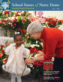SSND Central Pacific Province Newsletter Cover - 2015 Volume 1