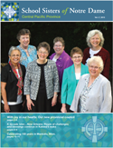 SSND Central Pacific Province Newsletter Cover - 2015 Volume 2