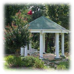 Gazebo at St. Mary of the Pines Retreat Center