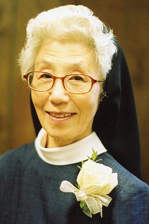 Sister Anne Miriam Kimura