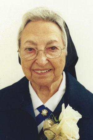 Sister Carla Marie Candella
