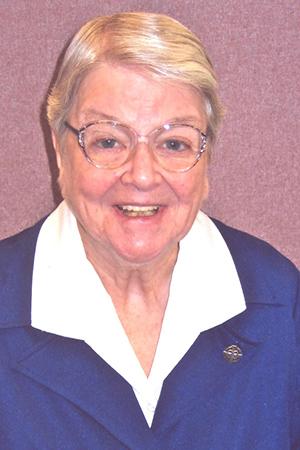 Sister Theresa Duerfahrd