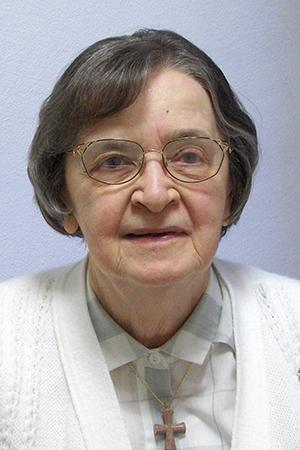 Sister Miriam Saumweber