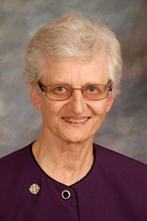 Sister Donna Marie Wermus