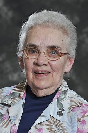 Sister Dorothy Cherrier