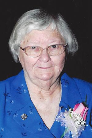Sister Eymard Marie Singletary