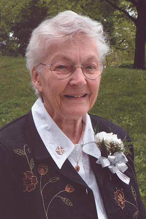 Sister Eleanor Francis Frankenberg