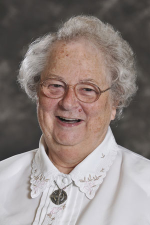 Sister Jeanette Marie Wieland