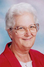 Sister Jeanne Marie Waggoner