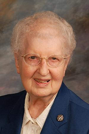 Sister Joan Kettler;