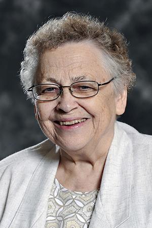 Sister John Marie Budde
