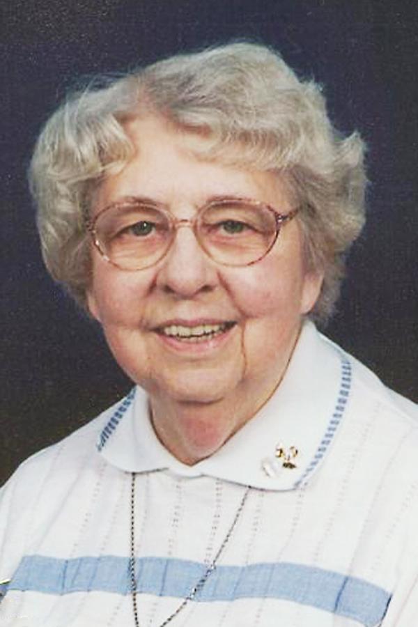 Sister Judith Marie Jung